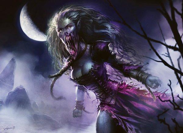 Créatures fantastiques, mythiques et imaginaires n°6 : Les Banshees