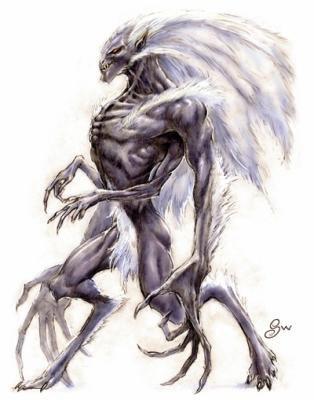 Créatures fantastiques, mythiques et imaginaires n°7 : Wendigo