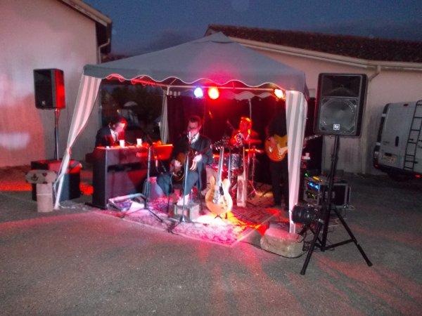 Le concert du Vendredi soir...