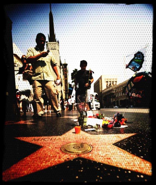 Walk Of Fame .