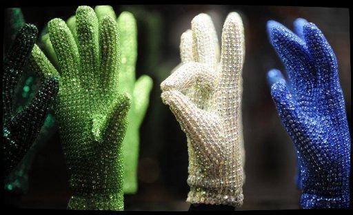 Un gant unique ...