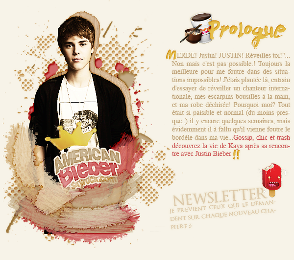 WELCOME sur american-bieber | PROLOGUE.