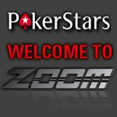 Zoom Poker Disponible en argent fictif sur Pokerstars.com