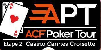 ACFPoker Tour Cannes: Qualifications en ligne !