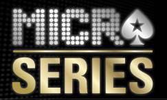 Micro Series – 50 tournois à petits buy-ins – 600 000 ¤ garantis !