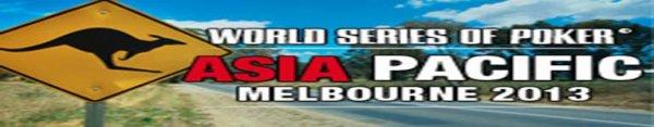 Qualifications pour les WSOP Asia Pacific !