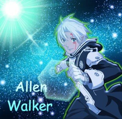Presentation : Allen Walker