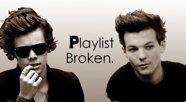 Playlist de Broken.