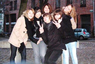 Mes méilleures amies ! :$♥