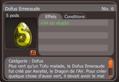 Emeraude Complete !