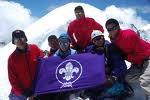 fière d'etre scouts