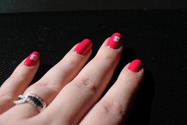 Nouveau nail art