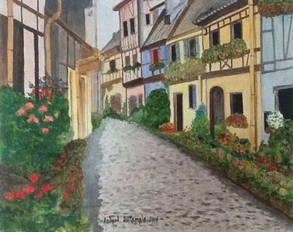 Avenue d'Alsace