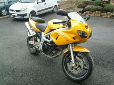 ma nouvelle moto!!!