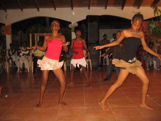 Boujé, danser, j'adore !!