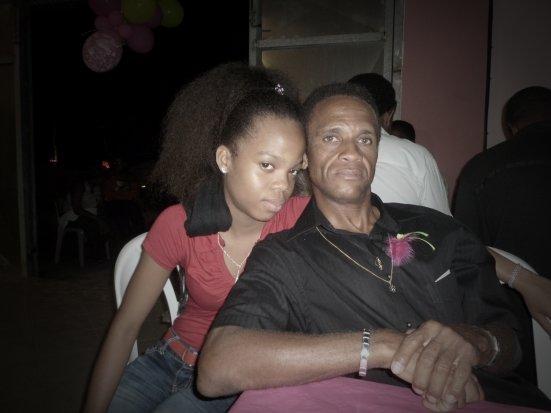 Mon père et moi !
