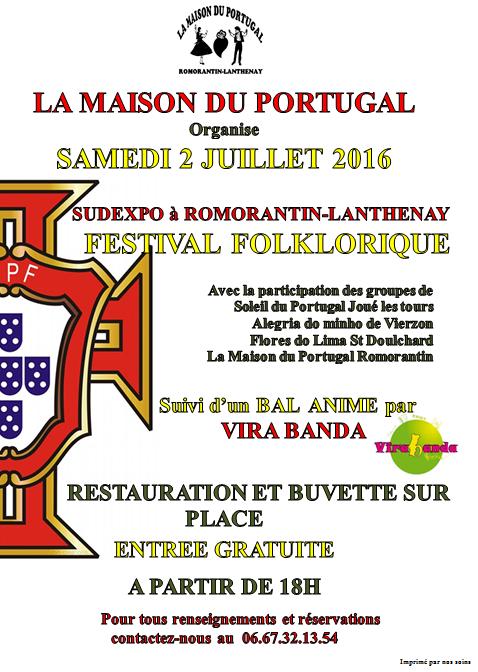 festival le 2 juillet 2016