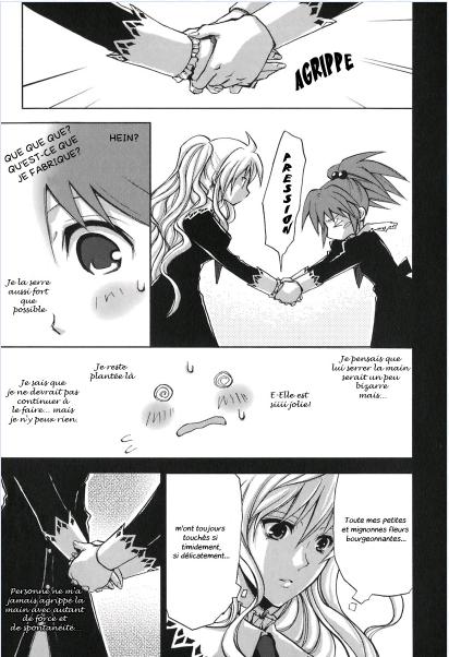YURI : Stawberry Panic! (chap. 2)