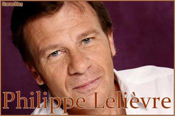 Philippe LELiEVRE :  Professeur de Théatre