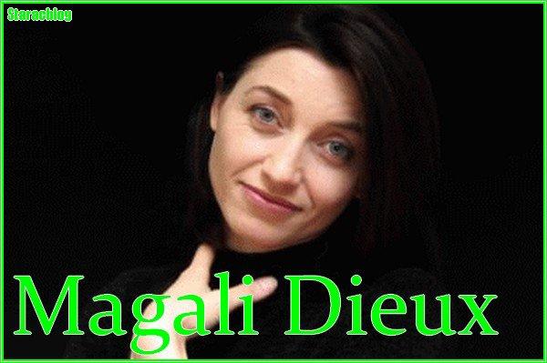 Magali DiEUX : Professeur de Développement personnel