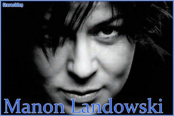 Manon LANDOWSKi :  Répétitrice