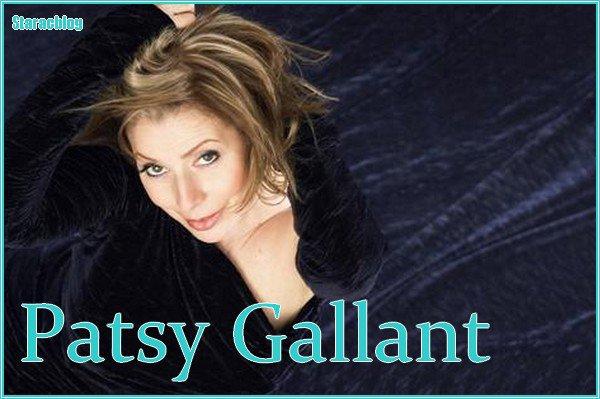 Patsy GALLANT :  Répétitrice et Professeur d'Anglais