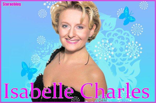 Isabelle CHARLES :  Professeur de Chant