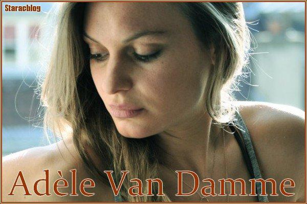Adèle VAN DAMME :  Professeur de Fitness