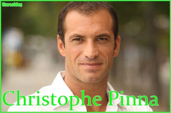 Christophe PiNNA :  Coach physique