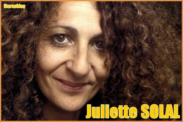 Juliette SOLAL : Professeur d'Expression Scénique