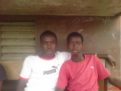 Encore moi et mon frère sans capi de madrid