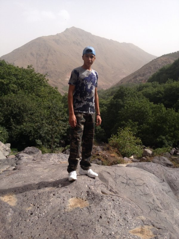 Montagne Toubkal