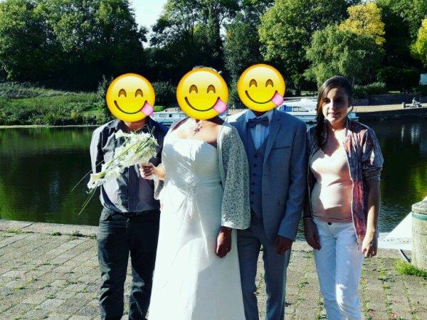Mon retour sur le mariage ❤?