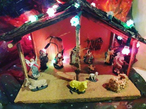 Ma crèche de Noël