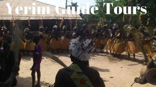 Circuit Casamance ( fête Diola ) Yerim Guide Tours vous emmène partout au Sénégal.Merci de regarder mon site www.guide-senegal.mozello.com