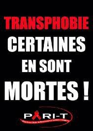 Transphobie...