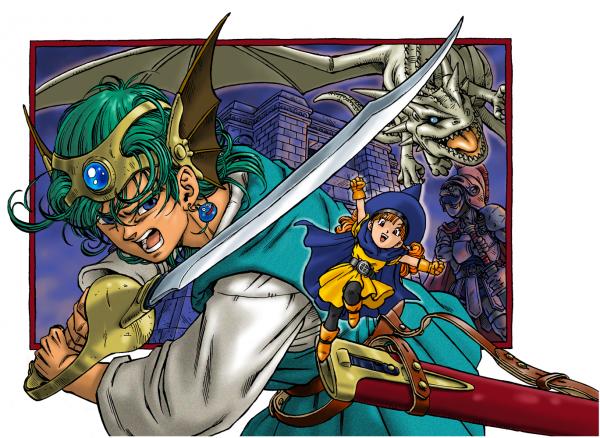 L'histoire de Dragon Quest