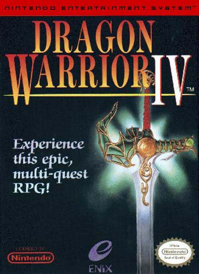 Dragon Warrior IV : The Chapter of the Chosen
