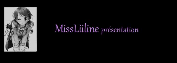 MissLiiline - présentation