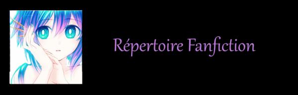 Répertoire de Fanfiction