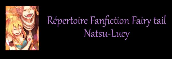 Répertoire FF Fairy tail Natsu-Lucy