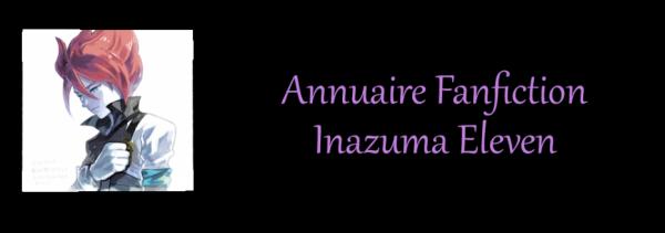 Annuaire Fanfiction Inazuma Eleven