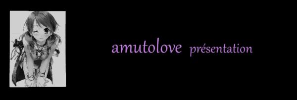 amutolove - présentation