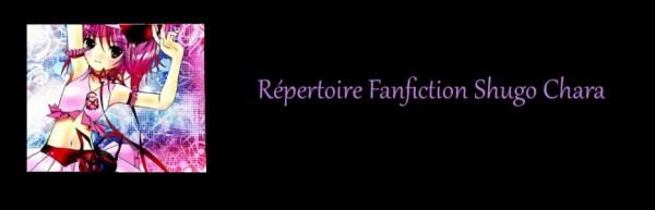 Répertoire Fanfiction shugo chara