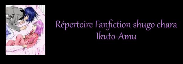 Répertoire FF shugo chara Ikuto-Amu