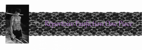 Répertoire Fanfiction One Piece