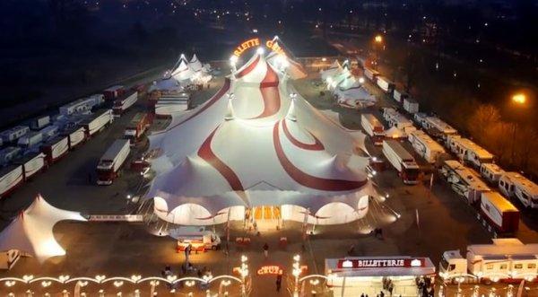 """Demain, vendredi 23 juin à 20h55, dans l'émission """"ils font la France"""" de la chaîne Numéro 23, un grand reportage sur le cirque Arlette Gruss"""
