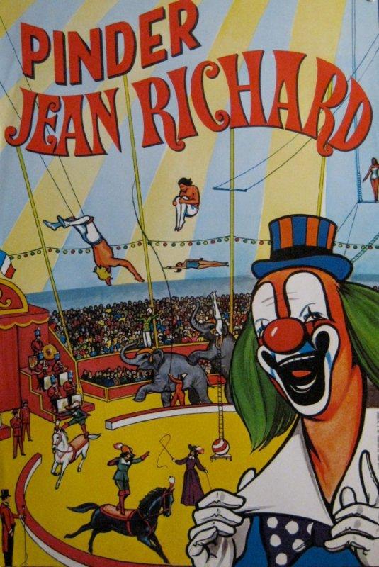 De rarissimes et fabuleuses vidéos des cirques Pinder et Jean Richard dans les années 1970 et 1980 proposées par Christian Leblanc !!!