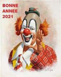 Comme tous les chapiteaux de France, le blog est en sommeil forcé. Mais il n'est pas mort !! Je vous souhaite à tous une très bonne année 2021, en espérant un retour rapide à la vraie vie