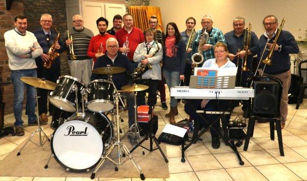 Proximag : Vie associative : Melodic Jazz Band - Quevaucamps